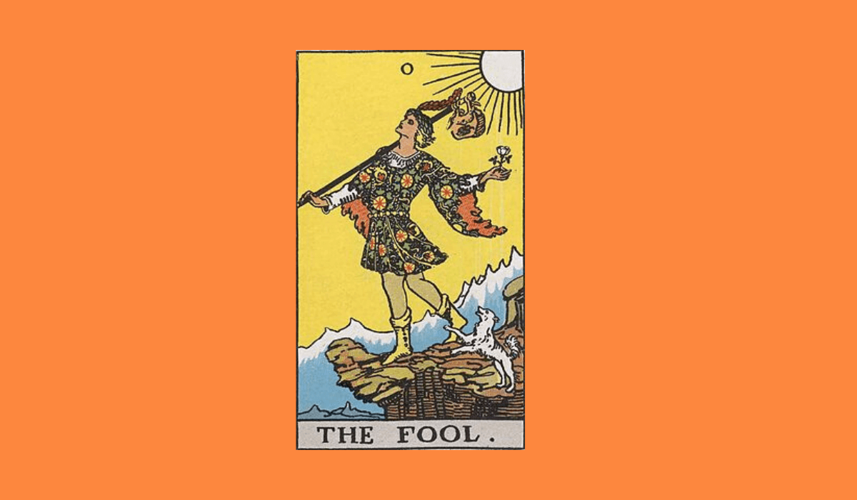 the fool tarot