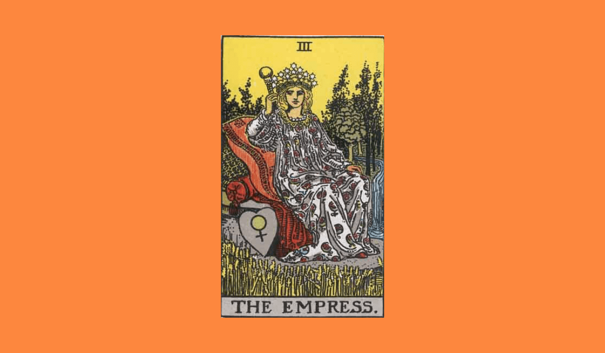 the empress tarot